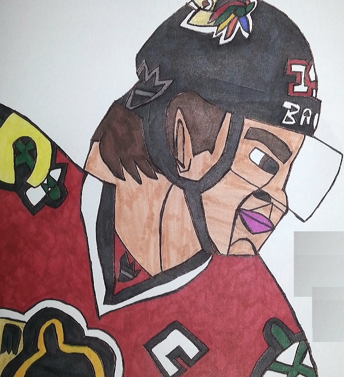 Jonathan Toews by armattock